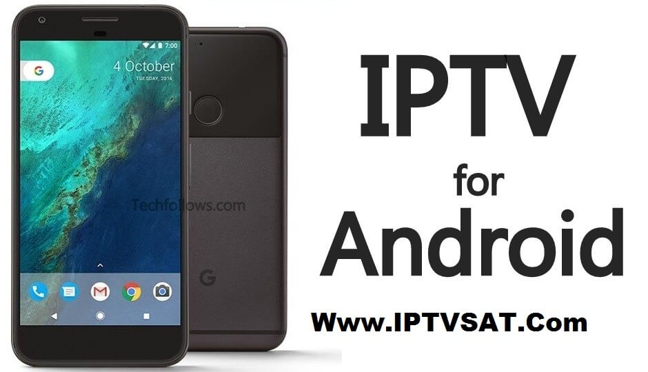 IPTV On Android Device